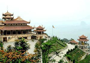 Chùa Yên Tử – Quảng Ninh