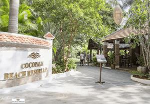 Coco Palm Beach Resort – Phú Quốc