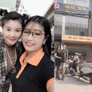 Bán quạt trần tại Hà Nội