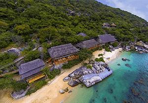 Khu nghỉ dưỡngSix Senses Ninh Vân Bay