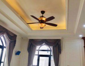 Khách hàng chi hơn 100 triệu đồng mua Quạt trần Mr.Vũ tại Quận 11 – HCM
