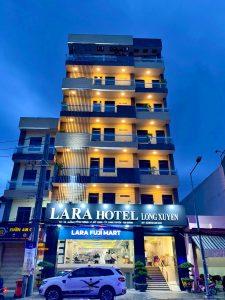 LARA HOTEL LONG XUYÊN – KHÁCH SẠN 3 SAO ĐẲNG CẤP